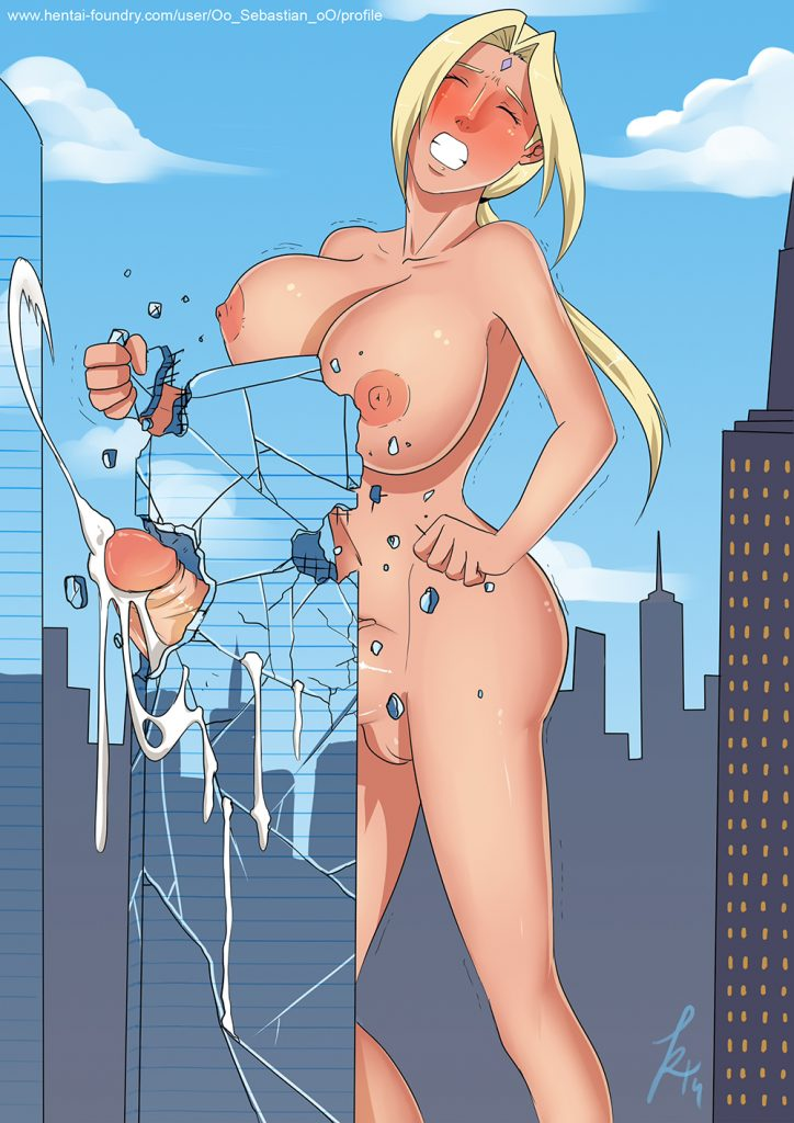 giantess futanari hentai